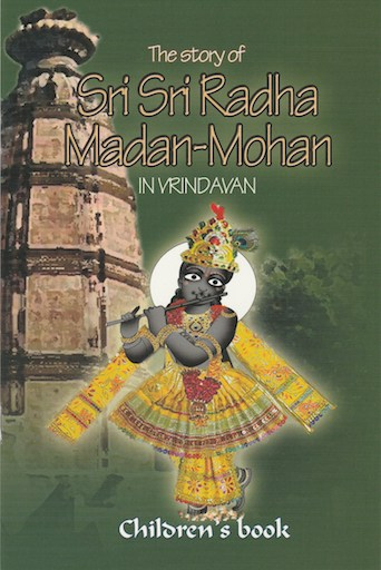 The story of Sri Sri Radha Madhan- Mohan