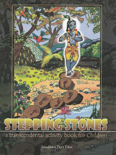 Stepping Stone - Activity Book